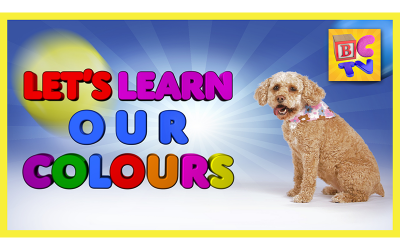 Learn Colors for Kids | Part 1