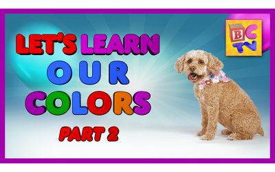 Learn Colors for Kids | Part 2