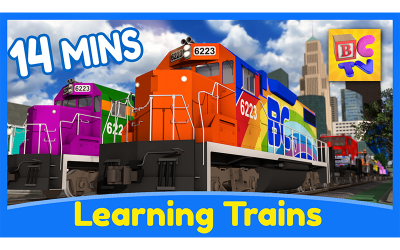 Educational Train Compilation