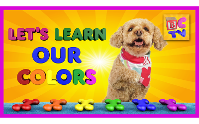 Learn Colors with Lizzy