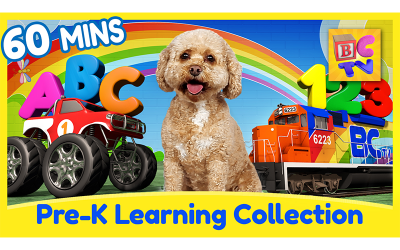 Preschool Learning Collection | Vol 1