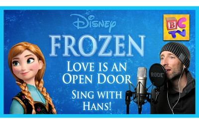 Love Is an Open Door | Frozen Sing-Along