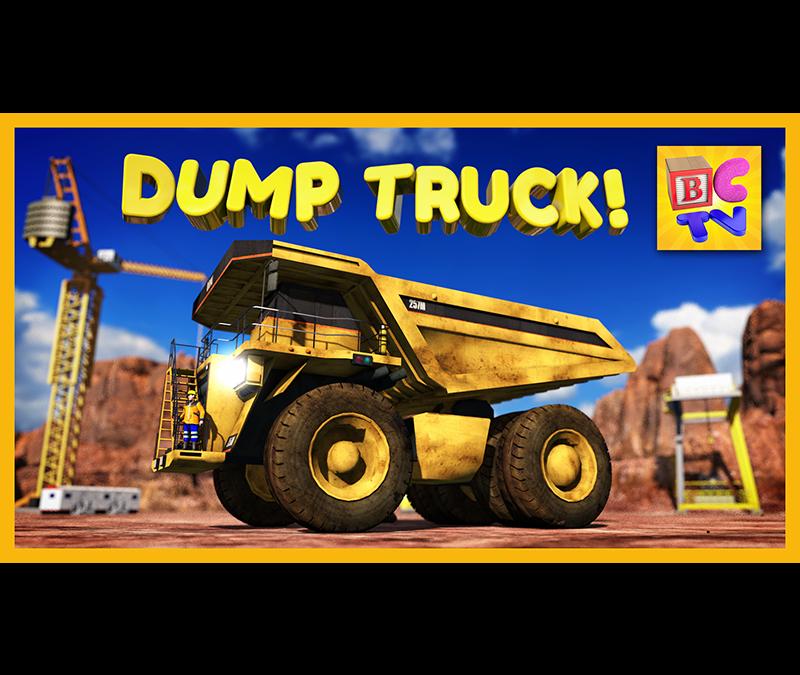 Learn About Dump Trucks for Children