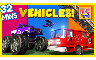Vehicle Collection | Volume 1