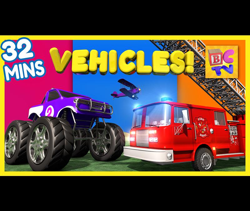 Brain Candy TV | Vehicles