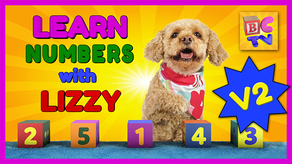 Download video: Learn Numbers with Lizzy v2