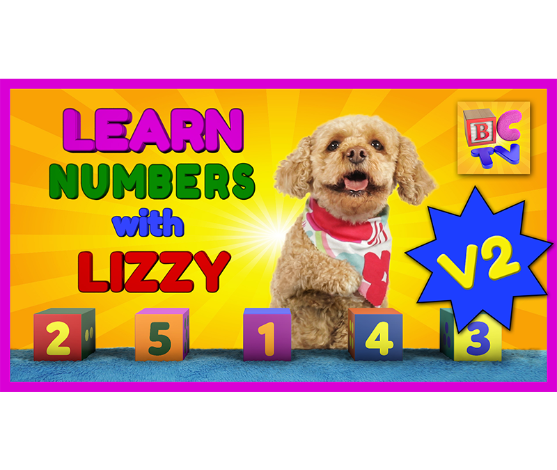 Learn Numbers with Lizzy | v2