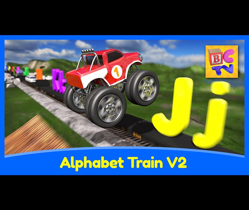 Alphabet Train v2