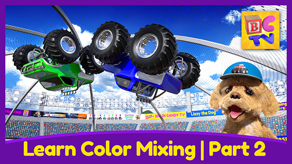 Learn Color Mixing Part 2